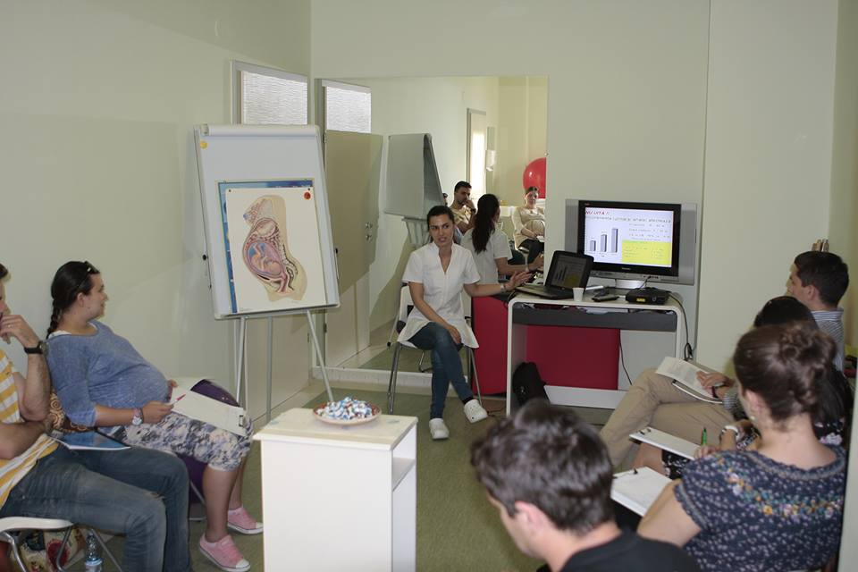 Cursuri prenatale Cluj