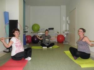 Gimnastica gravide1 Cluj
