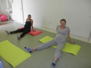 Gimnastica prenatala