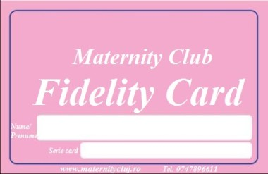 card fidelitate